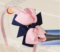 The new children's hair band  bows Hair band high quality models