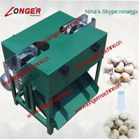 Processional Onion Root Removal Machine Carton Steel Onion Processing Machine Dry Garlic Hair Cutting Machine