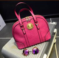 Fashion shell bags handbags women famous vintage PU Leather tote Ladies shoulder bags bolsa femininas HOT SALE