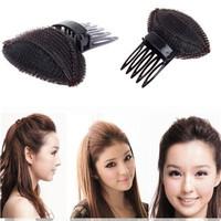 Women Lady Fashion Hair Styling Clip Stick Bun Maker Braid Tool Hair Accessories