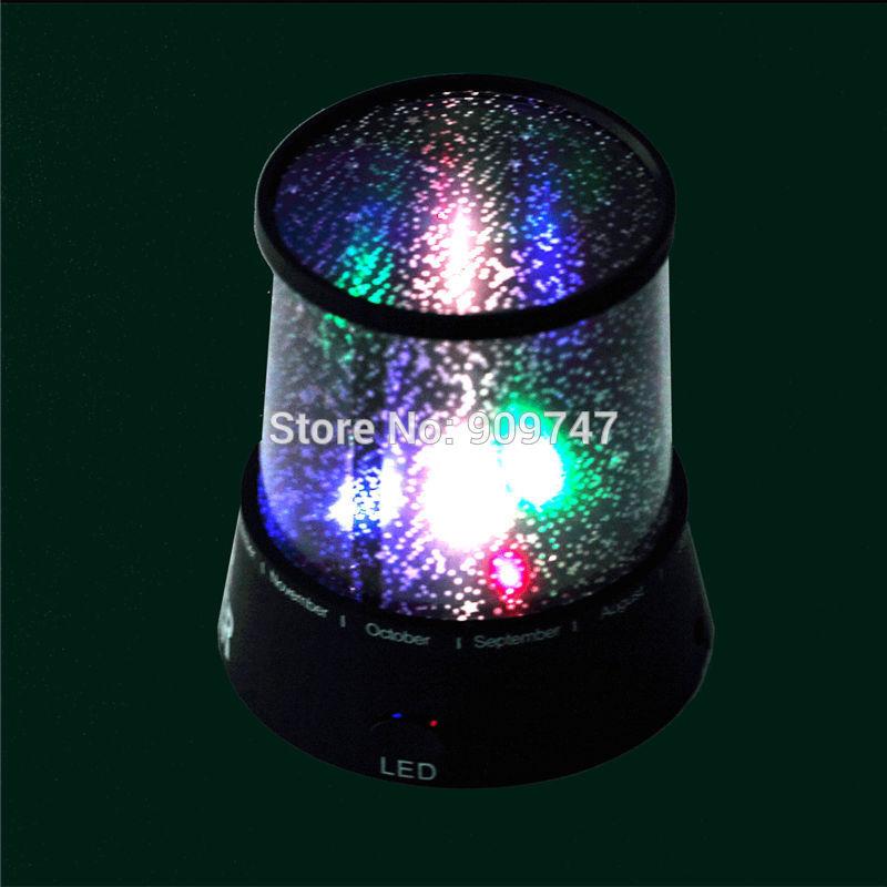 Светильник проектор своими руками
