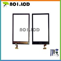 4.7'' Original FOR HTC Desire D510 510 Digitizer Touch Screen Glass/lens front panel +free shipping