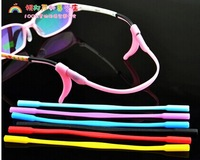5 pcs Eyeglass Ear Hook Glasses one set Silicone Anti Slip Temple Holder Accessories black white pink red etc 12 colors
