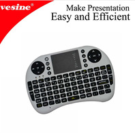 Mini Keyboard Rii i8 fly Air Mouse Remote Control Touchpad Handheld Keyboard for conference presentation