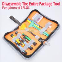"""Tool Repair Kit Screwdriver Opening Pry Set Kits For iPhone 6 4.7""""plus 5.5"""""""