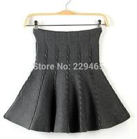 knitting women skirt for autumn winter high fashion mini women skirt short women clothing winter skirts for women