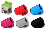 NEOpine Protective Waterproof Soft Case Bag Pouch Perfect For Sony NEX5 NEX5T NEX5R NEX3N 16-50mm lens