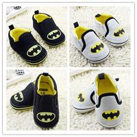 3 pcs retail superman batman tigger thomas minnie cartoon baby shoes boys spring autumn newborn infant sapatos