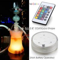 2014 New hookah shisha glass, chicha, zinc hookah,any materials hookah with led light