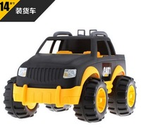 CAT truck toys .juguetes kids boy toys car brinquedos 14 inches the biggest sizes  SUV, cross vehicle
