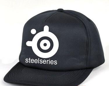 steelseries print peak game cap hat color decoration embroidery baseball hat DOTA2 CS(China (Mainland))