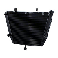 aluminum replacement radiator for SUZUKI 2006 - 2009 GSXR600 / 2006 - 2008 GSXR750