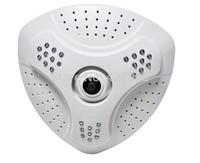 IP CCTV Camera180/360 degrees Panoramic Surveillance IP-Camera with 1.3MP Resolution