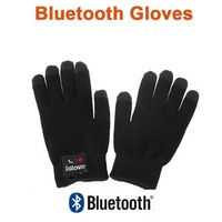 1Pcs Bluetooth Talking Gloves Touch Screen Glove for iPhone Samsung Android Phones Hi Call Igloves Mic Speaker Winter Warmer