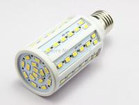 Dimmable 5pcs E27 5730 SMD 71 LED Chip 20W LED lights 110V / 220V/AC LED Corn Bulbs Lanp Warm white / White Free Shipping A223
