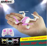 Super mini quadcopter 2.4G drones helicopter quadcopter aircraft gyroscope elicopteros a control remoto radio control ufo Toys