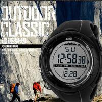 Original Skmei Brand Men LED Digital Military Watches Black/Green/Grey Sports Watch Dive Swim Outdoor Casual Wristwatches