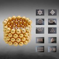 DIY Buckyballs Magnetic Balls 5mm Buckyballs Neocube Magnet Toy 64pc Set Novelty NEOCUBE Education Toy