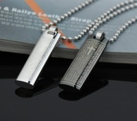 Retail + wholesale! 316L Stainless Steel love's Pendant Necklace 306000005