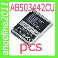new AB503442CU Battery For  phone GH-E788 SGH-D900 SGH-D900B SGH-D900i SGH-D908 SGH-E690 SGH-E780