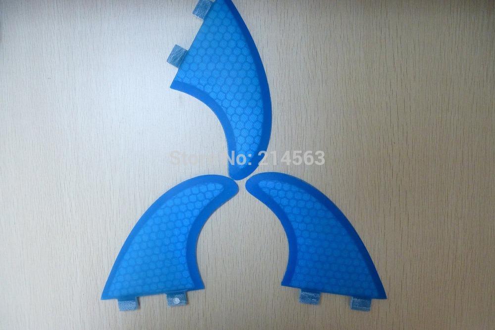 Honeycomb surfboard fins FCS surf fin FCS fiberglass surfboard fin for G5 fin set(China (Mainland))