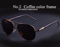 20 pcs  2015 New Fashion Sunglasses Men Polarized Driving Sunglass Goggle Sun Glasses High Quality gafas de sol hombre ESDV209