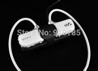 Free shipping Sports Mp3 player w273 4GB Wireless Sweat-band Walkman Running earphone Mp3 player headset headphone - In Stock