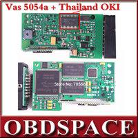 DHL Free High Quality Vas 5054a ODIS V2.02 Bluetooth + OKI CHIP Newest Diagnostic Tool