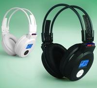 Fashion  SD/TF card headphones WH - 188 fold head-mounted card headphones