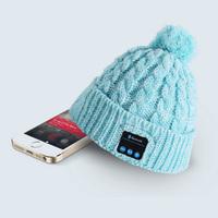 2014 Wireless Headphones Bluetooth Caps Winter Hat BEANIE for HANDSFREE ANDROID & IPHONE Bluetooth Headphones