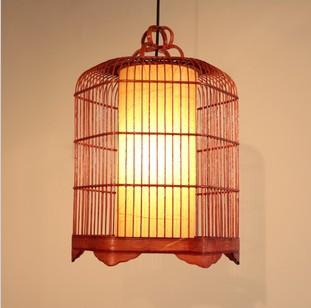 527 woven rattan table lamp chandelier lamp handmade rattan lamp lights modern Chinese garden style(China (Mainland))
