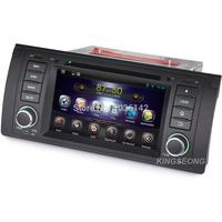 """7"""" head unit Android 4.2.2 OS Car DVD GPS Car pc for BMW 5er E39 E53 M5 E38 stereo Radio DVR Free 8GB SD Card Dual-core 1GB RAM"""