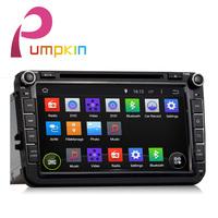 100% Pure Android 4.4 VW Car DVD GPS Navi 1.6G CPU RAM GOLF 6 new polo New Bora JETTA MK4 B6 PASSAT Tiguan SKODA OCTAVIA Fabia