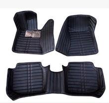 customize car floor mats foot mat rugs set auto leather carpet mazda 3/6 lifan x60 620 320 520 skoda octavia supurb fabia rapid