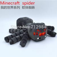 Hot Sale New Arrival Spider Minecraft Plush Toys Cartoon brinquedos Baby dolls NX-31546
