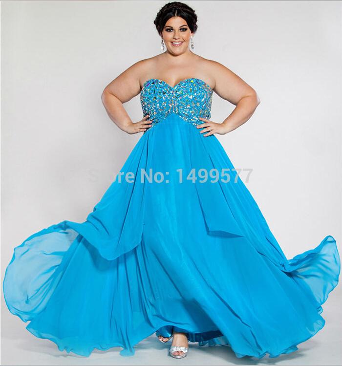 Evening Dresses For Fat Women - Long Dresses Online