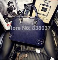 New wave of fall handbags shell package No. commuter retro fashion wild Ms. handbag shoulder bag