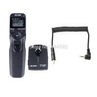 VILTROX JY-710 C1 Wireless Remote Shutter Release Controller Set Time Lapse Intervalometer Timer for Canon 60D 600D 550D 500D