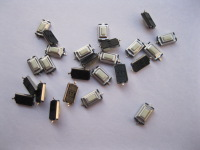 1000 pcs 3x6x2.5mm Momentary Tact SMD SMT Pushbutton Micro Switch 2 Pin