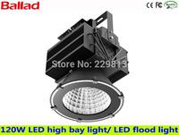 IP65 120W Led High Bay Light / Industrial High Bay /Flood lights 85-265V for Warehouse/Supermarket/Exhibition/hall/Stadium