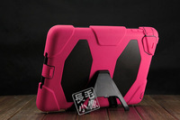 For iPad Air Defender Shockproof Survivor Military Duty Hybrid Hard Case with Free Shipping by DHL