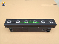4pcs/lot wireless dmx led wall washer ,6*15w rgbwa led battery bar