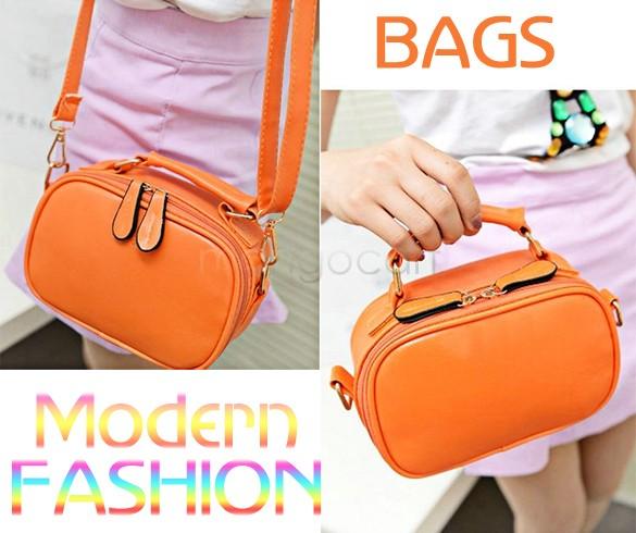 5 Colors, Cute Mini Leather Bag Adjustable Women's Shoulder Bag Handbag Small Phone Bag Purse Totes Card Bag Free Shiping 36(China (Mainland))