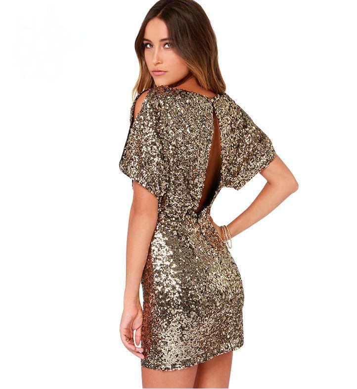 Plus Size Sequin Bodycon Dress Sequin Bodycon Dress Plus