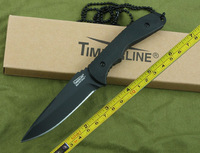 """TIMBERLINE EDC 6 1/2 """" FULL TANG Knife Tactical hunting camping knife knives Christmas Gift TDF144"""