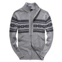 New Turtleneck zipper fashion warmer winter men sweater ,ruched wool men's sweater,double row stitch solid men sweaters