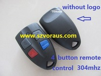 high quality For key AU BA BF 4 button compatible remote (304 mhz)
