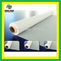 TJ Color is White 350Mesh/140T polyester Silk screen printing mesh(width=1.27meter) 5 meter sales