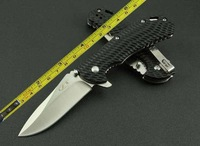 "FAST Hong Kong Post  FREE SHIPPING New "" Zero Tolerance Style "" Zytel Handle Pocket Folding Knife FZT"