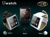 2014 NEW arrival original U10 U Bluetooth Smart Watch Waterproof Anti-lost Dial Bracelet Watch for iPhone Samsung Android Phone